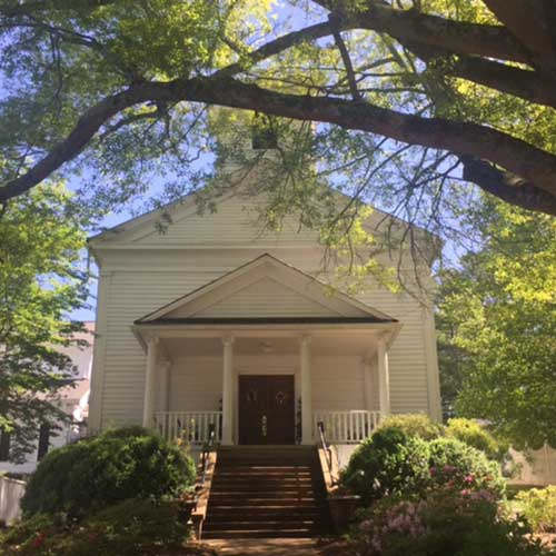 Historic Churches in Clarkesville, GA