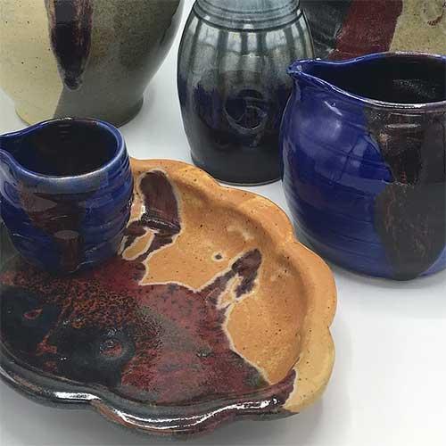 Hickory Flat Pottery